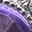 Clear/Purple