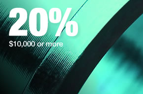 Volume Discount-20% Off